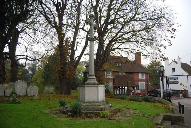 Herne War Memorial