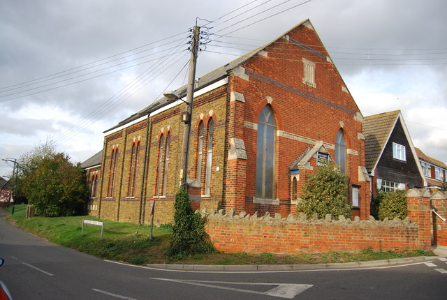 Methodist Chapel, Lower Stoke