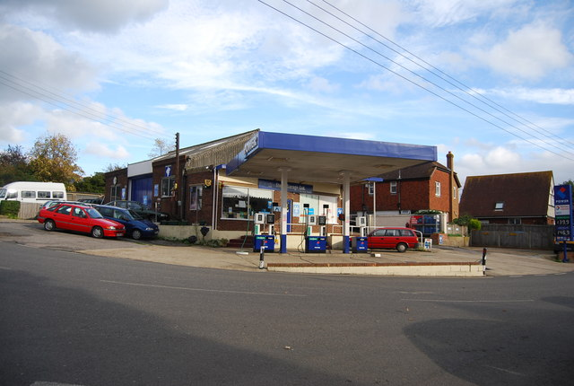 Filling Station, Lower Stoke