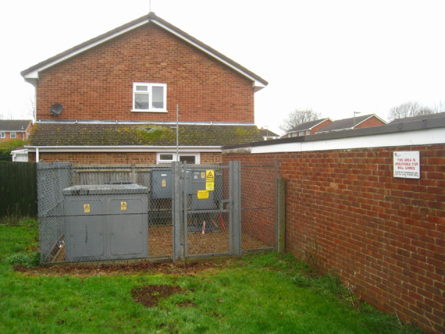Sub-station - Delius Close