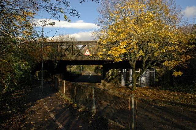 Black Bridge, Ty Mawr Road, Llandaff