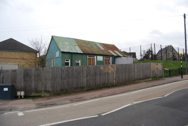 Scout Hut, Quarry Hill