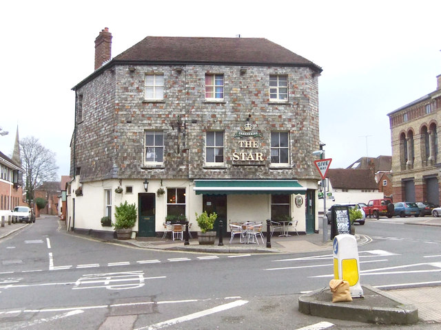 'The Star', Station Road, Dorking (3)
