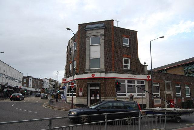 Tunbridge Wells Main Post Office