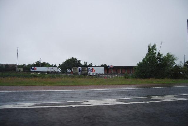 FedEx Depot