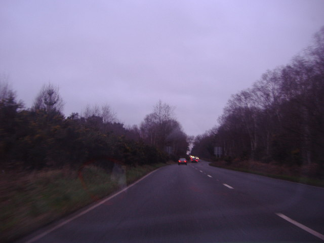 Red Road, Lightwater