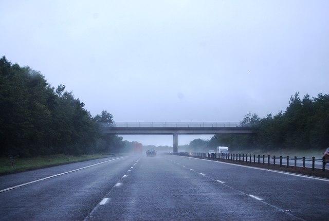 Overbridge, A74(M)