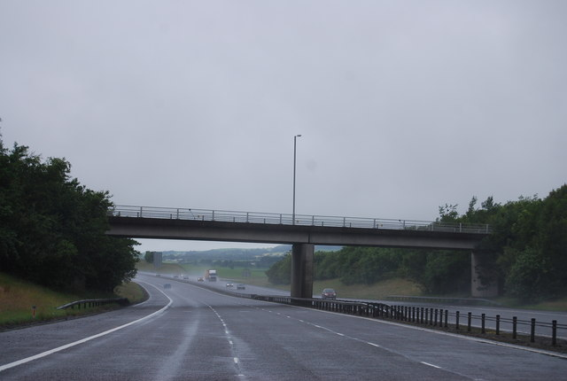 Junction 20, A74(M)