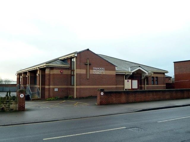 Staincross Methodist Chapel
