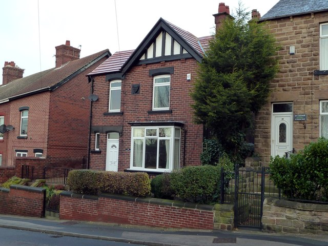 Detached house on Station Road