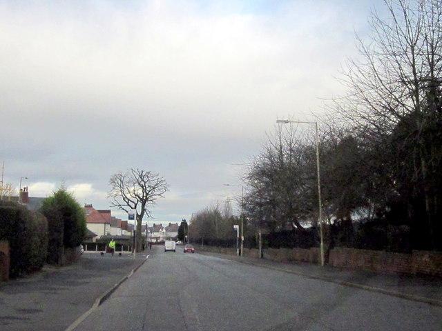 Quinton, Narrow Lane