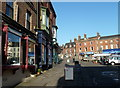 SK1846 : Market Square, Ashbourne by Andrew Hill