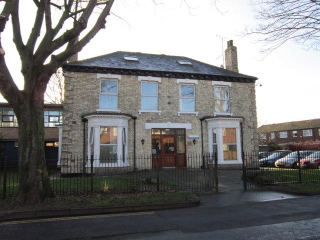 John Symons House