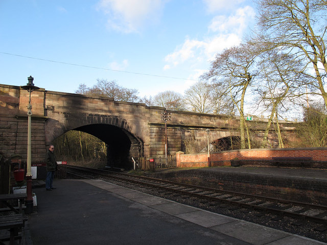 Froghall bridge