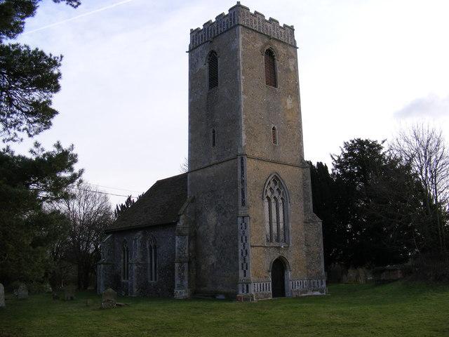 St.Andrew, Melton Old Church