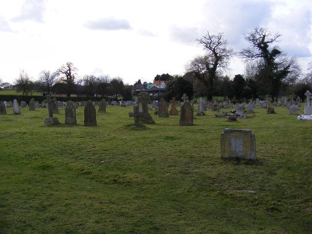 St.Andrew, Melton Old Church Graveyard