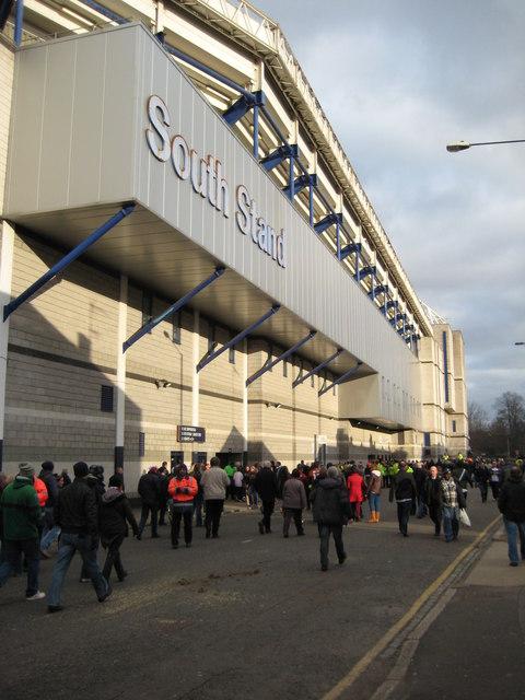 South Stand, White Hart Lane