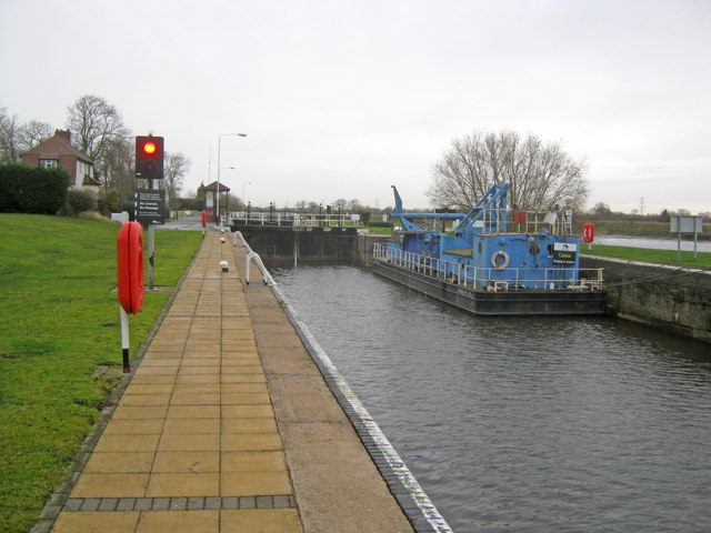 Cromwell Lock - 1
