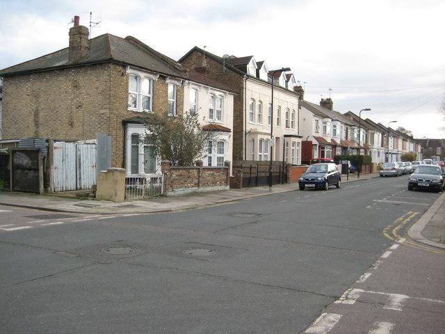 Vicarage Road, Tottenham.