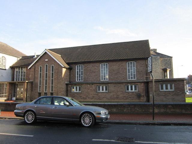 St Stephens Church on Spring Bank