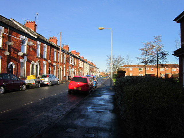 Freehold Street off Spring Bank, Hull