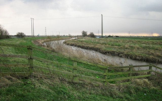 River Hull near Wawne