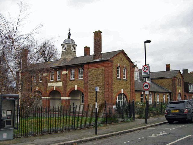 St Saviour's Church, Ruskin Park, Herne Hill