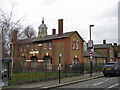 TQ3275 : St Saviour's Church, Ruskin Park, Herne Hill by Richard Dorrell