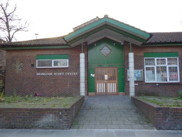 Islington Scout Centre, 319-321 Holloway Road N7