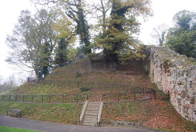 The Keep, Tonbridge Castle