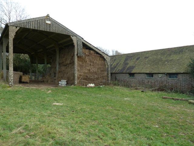 Barns at Newnham Park Farm