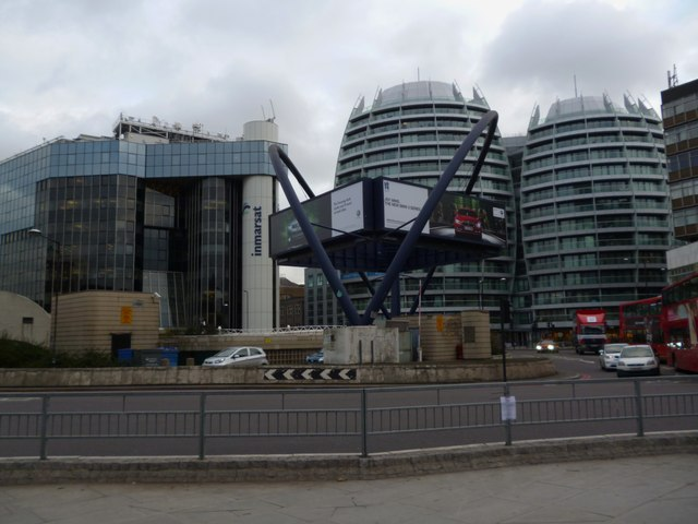 Old Street roundabout, Old Street EC1