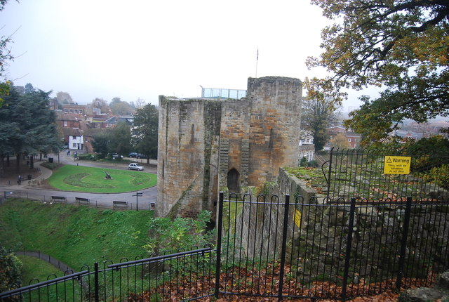 Gatehouse, Tonbridge Castle