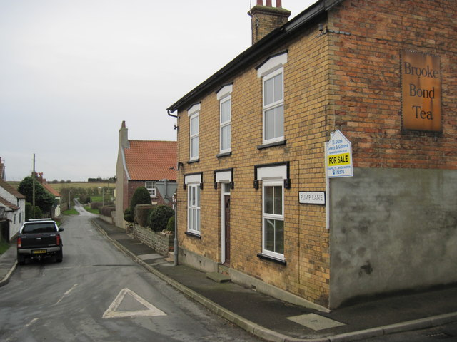 Pump  Lane  Buckton
