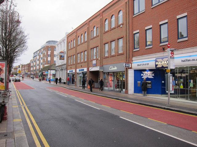 Victoria Road, Surbiton