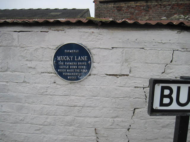 Worthy  of  a  Blue  Plaque?