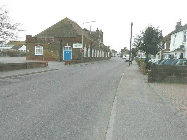 Main Road (B2007), Queenborough