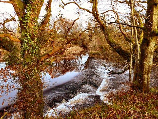 Weir on Tarf Water