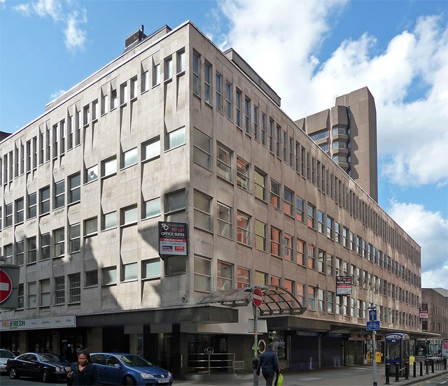 40 Fountain Street, Manchester
