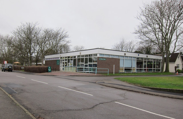 Ditton Library