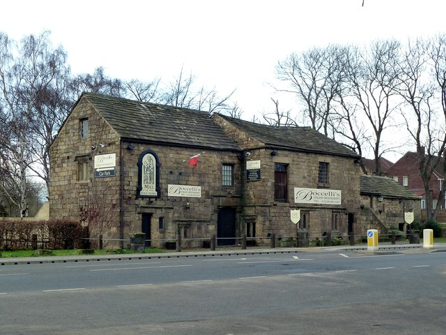 The Mill of the Black Monks
