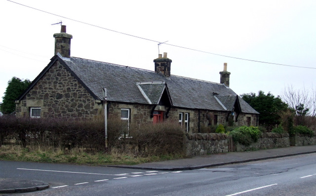 Cottage on Turnhouse Road