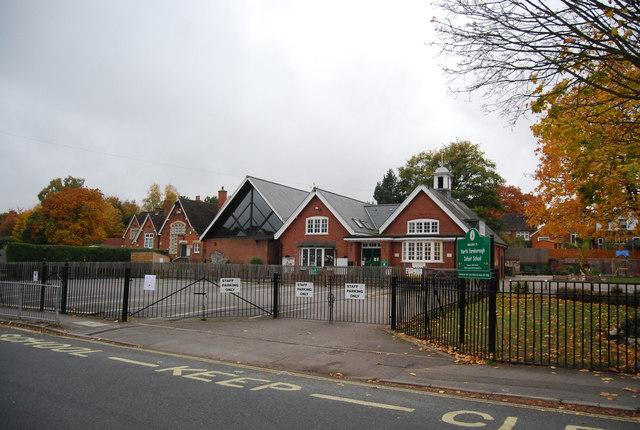 North Farnborough Infant School