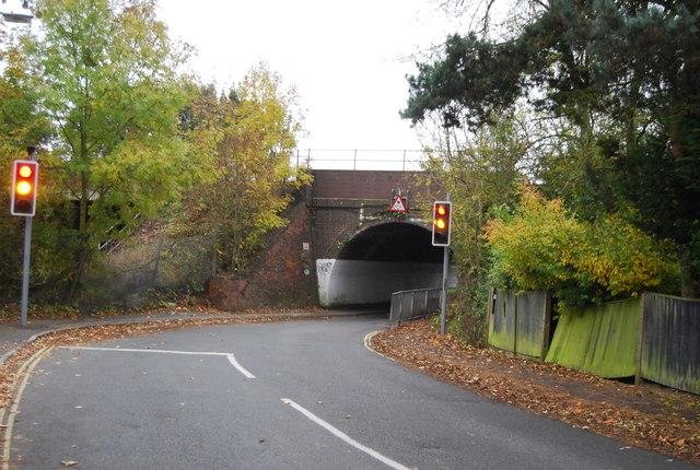 Railway Bridge, Rectory Rd