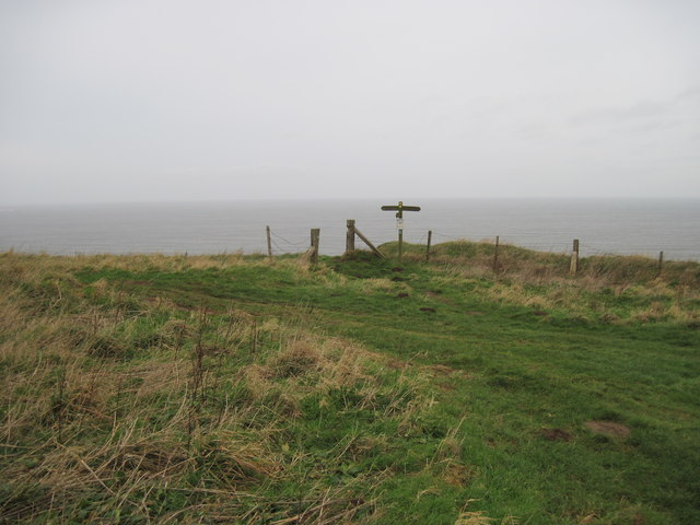 Buckton  Cliff  Edge