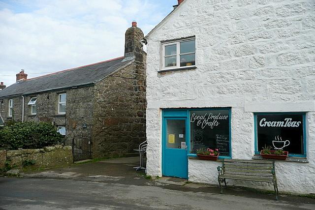 Shop in Treen