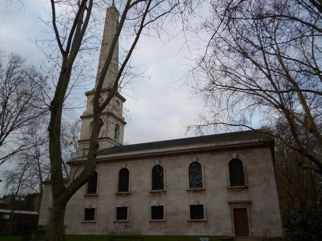 St Luke's Church, Old Street EC1
