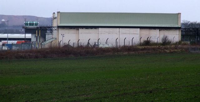 Former RAF Turnhouse
