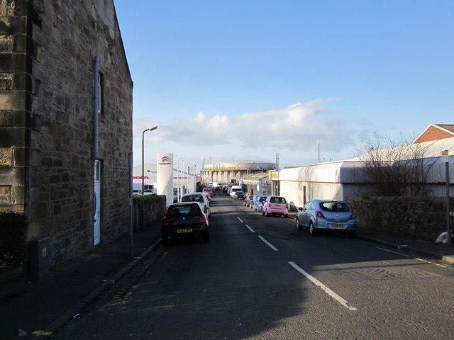 Elmbank Street