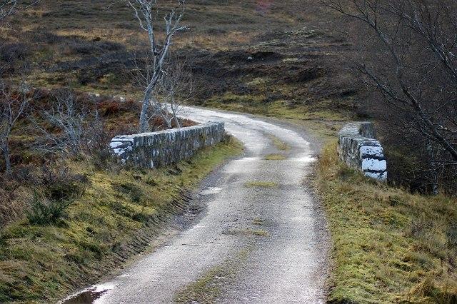 Bridge on Minor Road Near Kildonan
